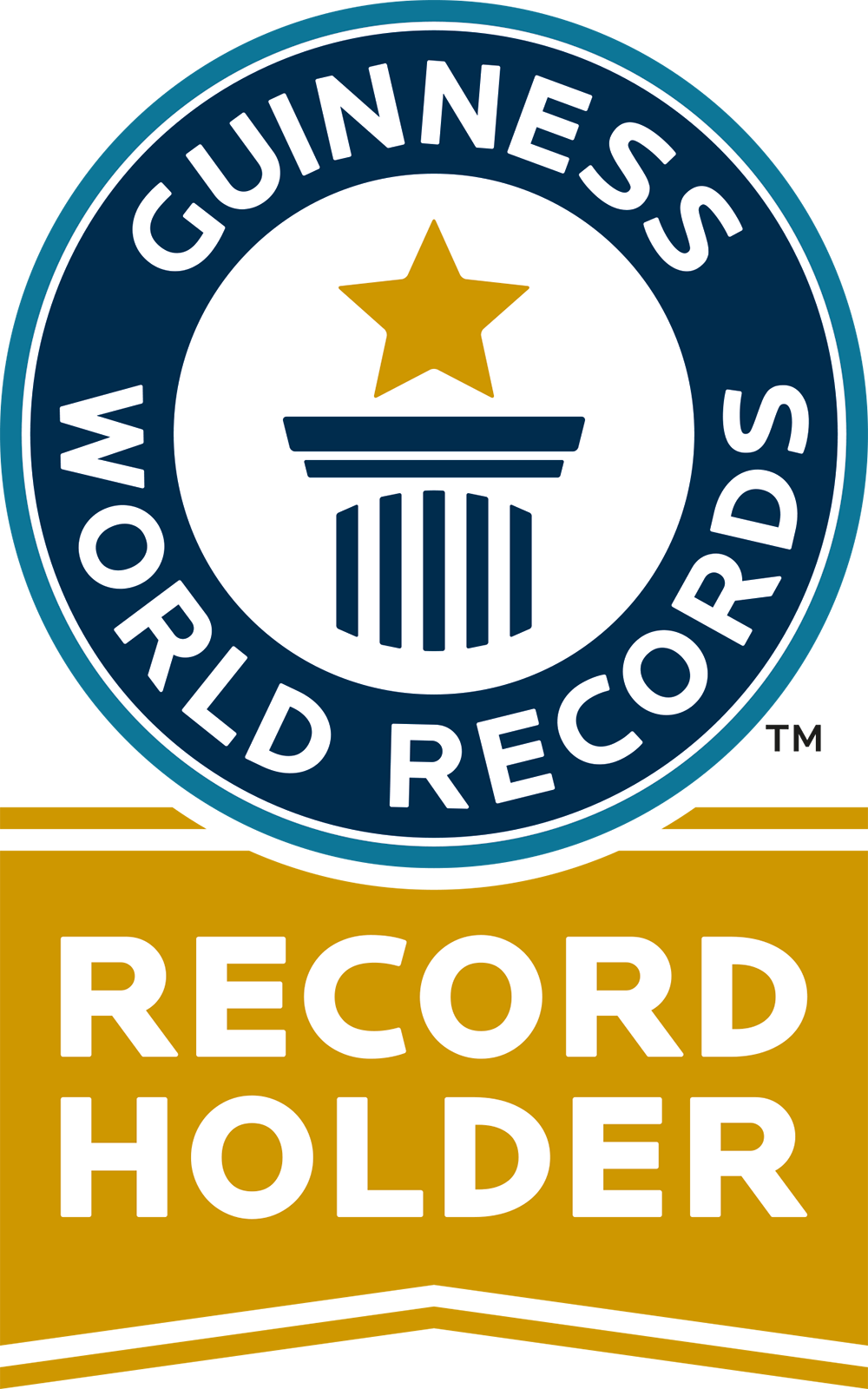 WORLD RECORD HOLDER